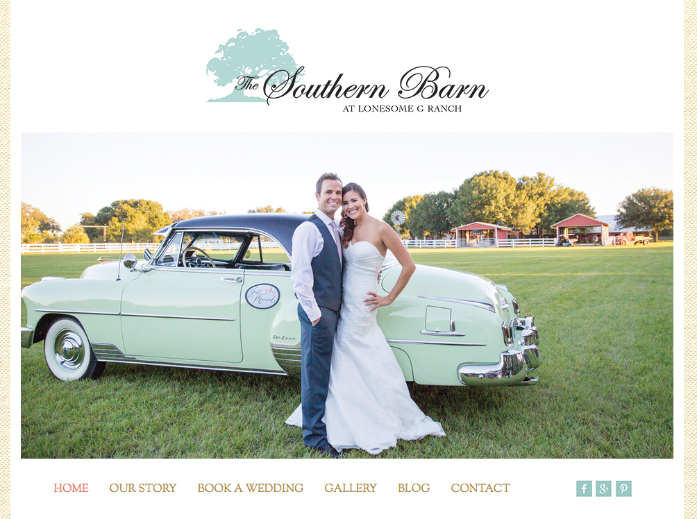 we design and build websites for tampa businesses including wedding venues and other wedding services