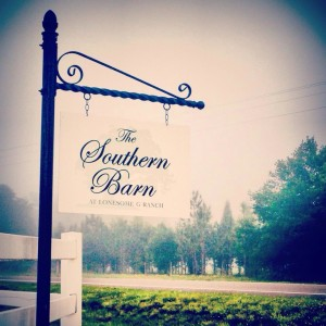 advertising agency or marketing agency for the southern barn wedding venue in ft. lonesome florida