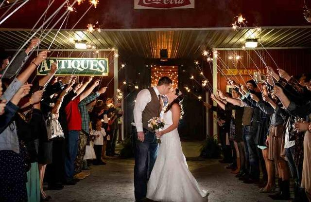 Barn Wedding In Plant City Lakeland And Tampa